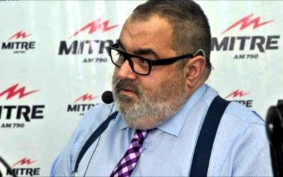 Entrevista a Leandro Querido en el programa radial de Jorge Lanata.