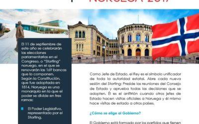 Transparencia Electoral desplegará una Misión de Observación Electoral en Noruega