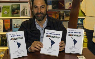 Presentación del libro Elecciones en Latinoamérica 1985 – 2015. 30 años de transformación democrática