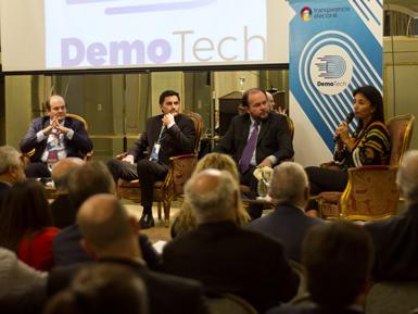 #DemoTech Las democracias del presente y del futuro