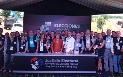 Misión de Observación Electoral Paraguay 2018