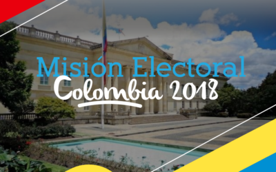 Informe Final de la Misión de Observación Electoral de Transparencia Electoral Colombia 2018