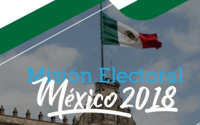 Informe Final de la Misión Electoral de Transparencia Electoral México 2018