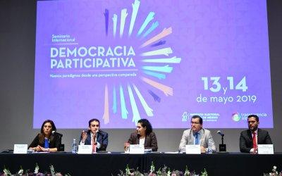 Seminario Internacional sobre Participación Ciudadana