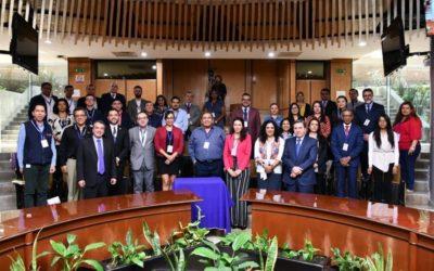 Miembros de CAOESTE participaron de la Misión de Acompañamiento de las elecciones de COPACO y la Consulta por Presupuesto Participativo de la Ciudad de México