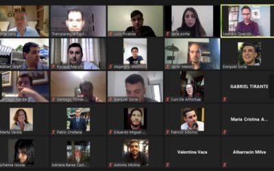 Transparencia Electoral celebró un conversatorio sobre elecciones y calidad democrática en Tucumán