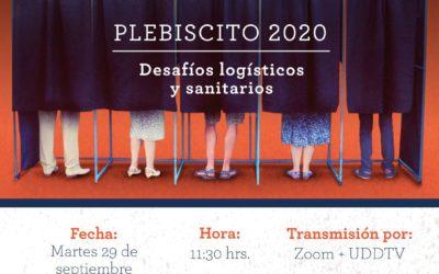 La Universidad del Desarrollo y Transparencia Electoral celebrarán el webinar «Plebiscito 2020: Desafíos logísticos y sanitarios»