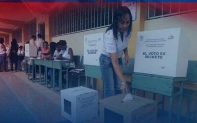 Transparencia Electoral presenta su informe previo a las Elecciones Generales de Ecuador 2021