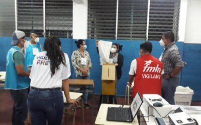 Informe preliminar de la Misión de Observación Electoral El Salvador 2021