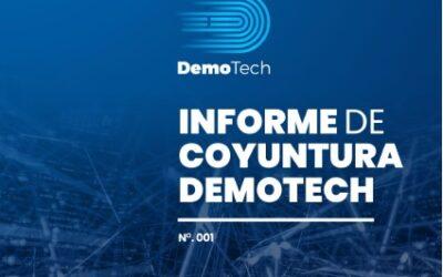 DemoTech presenta su I Informe de Coyuntura para el periodo febrero – marzo 2021