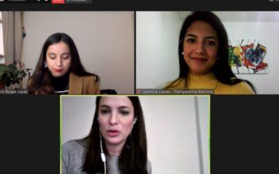Primer Encuentro del «Programa para el Fortalecimiento del Liderazgo Democrático de las Mujeres en América latina»
