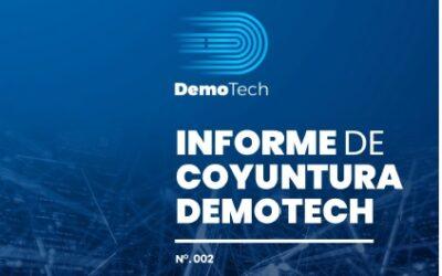 DemoTech publica su II Informe de Coyuntura para el período abril – mayo 2021