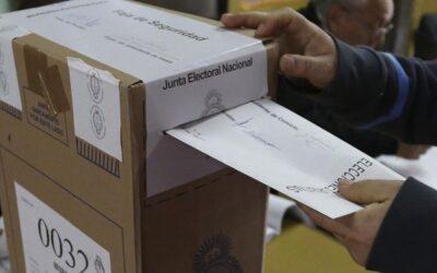 Transparencia Electoral presenta informe final del acompañamiento cívico de las PASO Argentina 2021