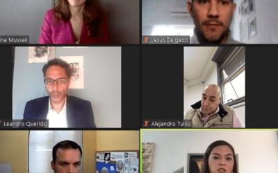 Transparencia Electoral celebró el webinar «Resultados rápidos y confiables en procesos electorales»